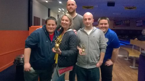 the Hospiscare winning team
