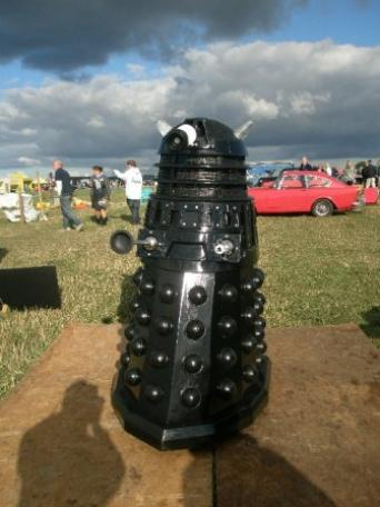 Daleks in Tedburn!!
